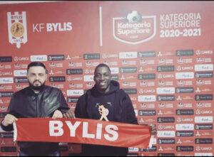 21 vjeçari Lionel Samba firmos me KF Bylis